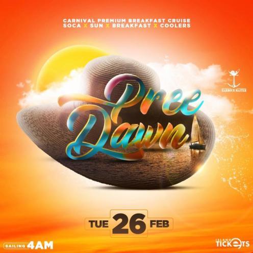 Pree Dawn Trinidad Carnival 2019