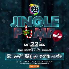 Jingle Pump NYC Dec 22