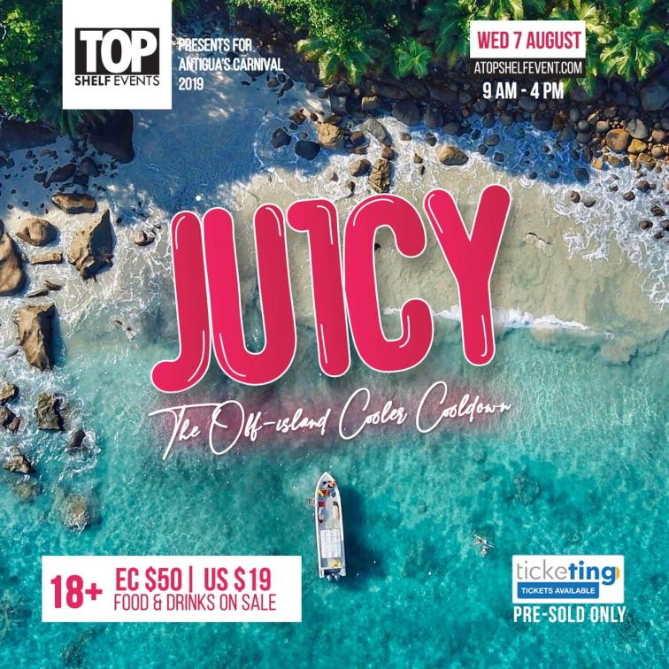 Antigua Carnival Juicy 2019