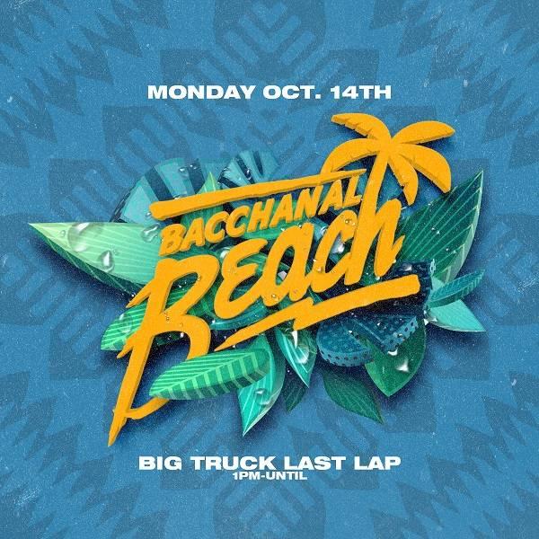 Bacchanal Beach Miami 2019