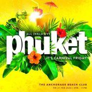 Phuket 2020 Trinidad Carnival
