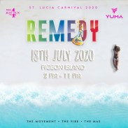 Remedy St Lucia Carnival 2020