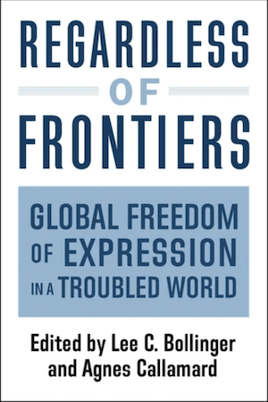 Regardless of Frontiers book cover