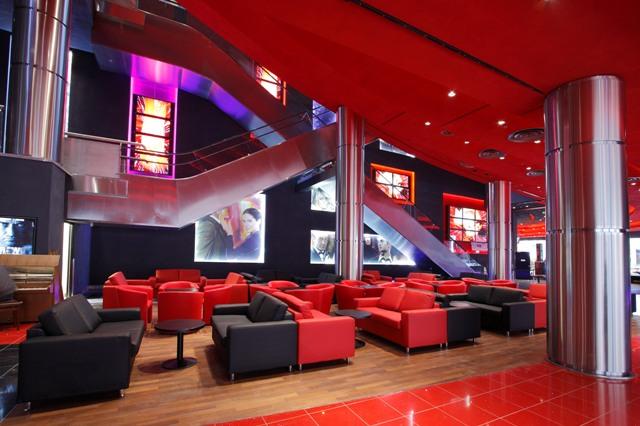 Today we are opening Cinema City Bonarka in Cracow the