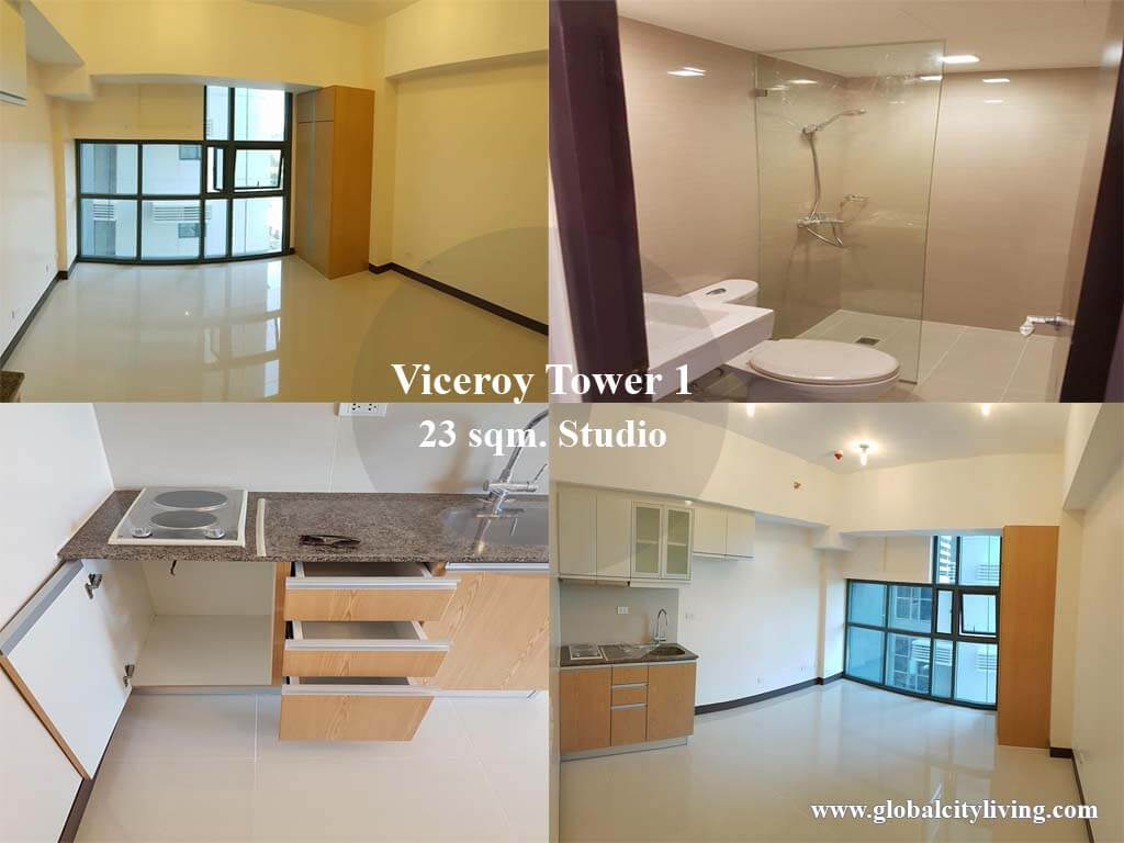 Viceroy  Mckinley Hill Affordable Condominiums Philippines
