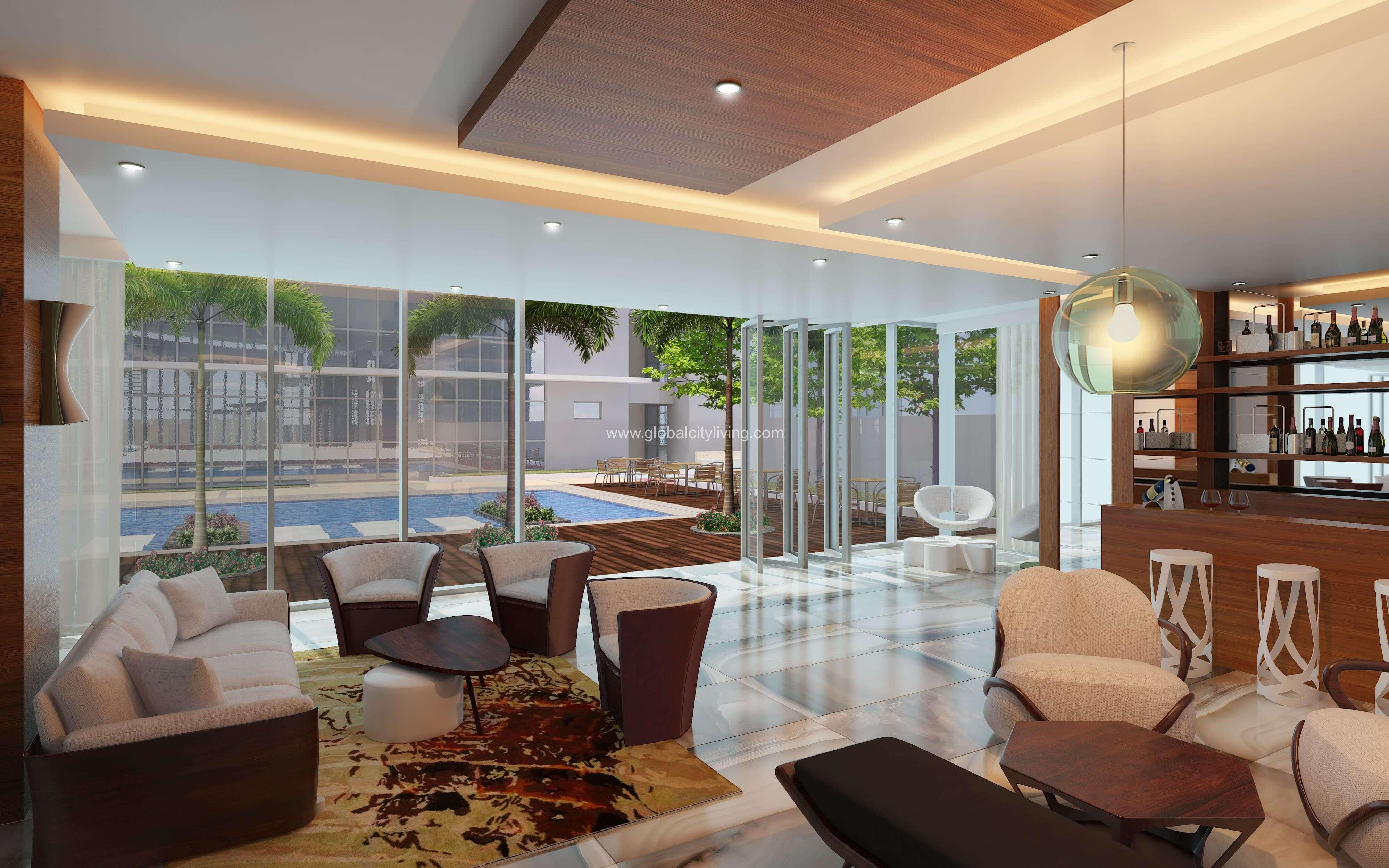Uptown Parksuites in Global City  Megaworlds Best