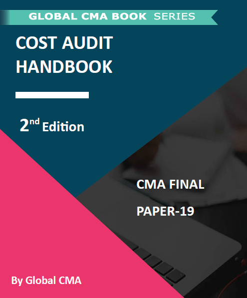 Cost Audit Handbook for CMA Final - Edition-2 | Global CMA