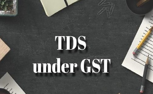 TDS-Under-GST