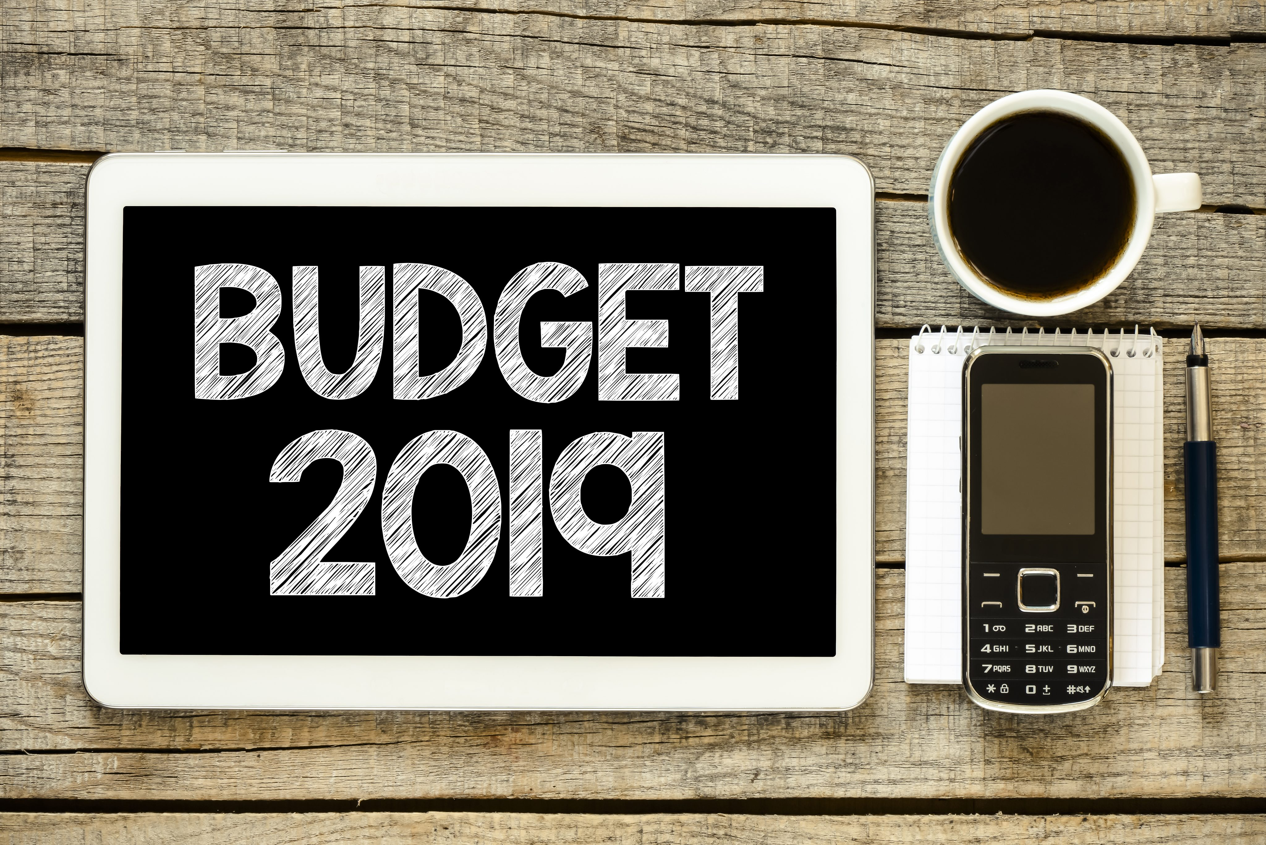 32 Key Points of Union Budget 2019
