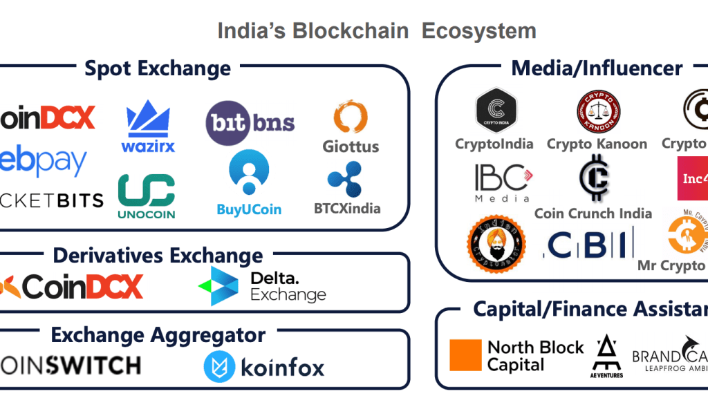 India's Blockchain Ecosystem global coin research