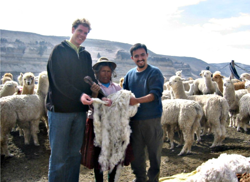 social enterprise travel in Peru