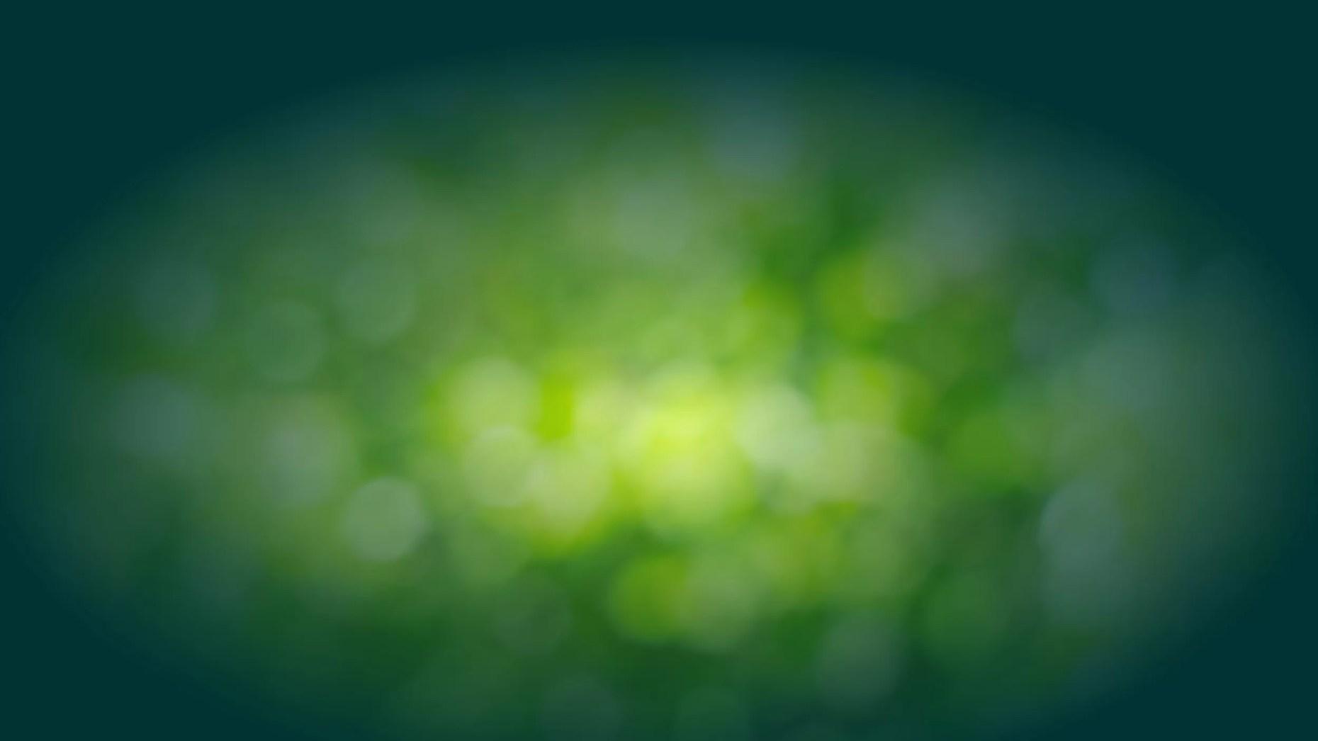 Green Ligth Background