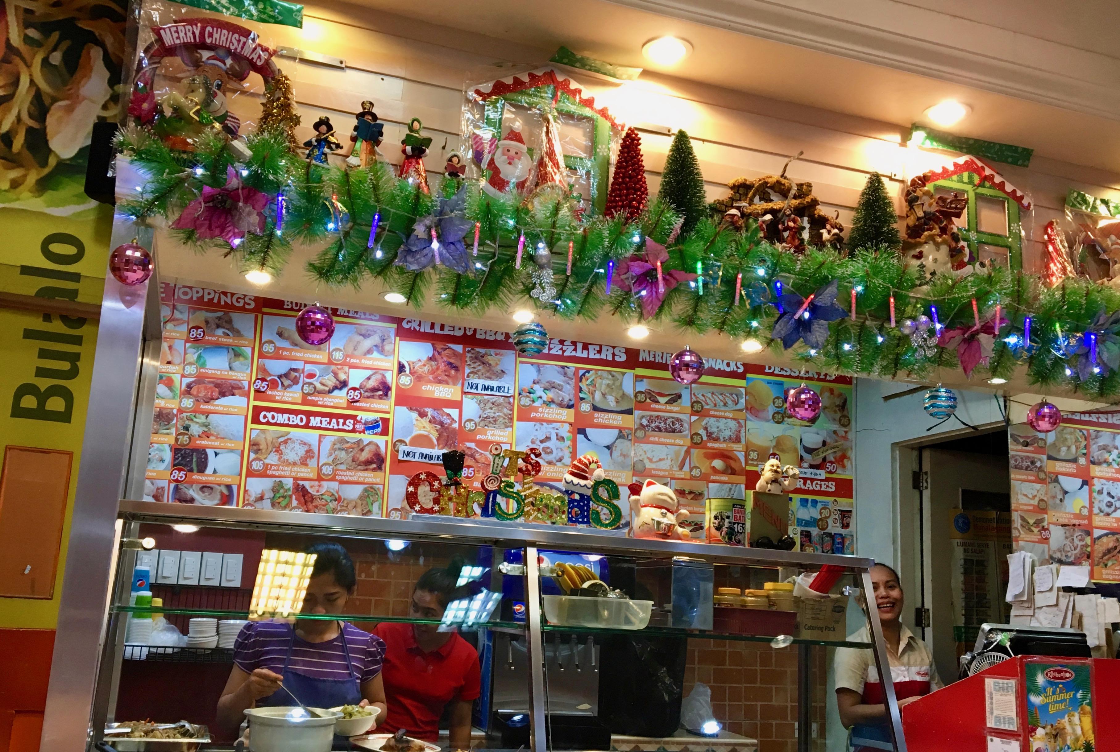 Christmas Decorations Philippines