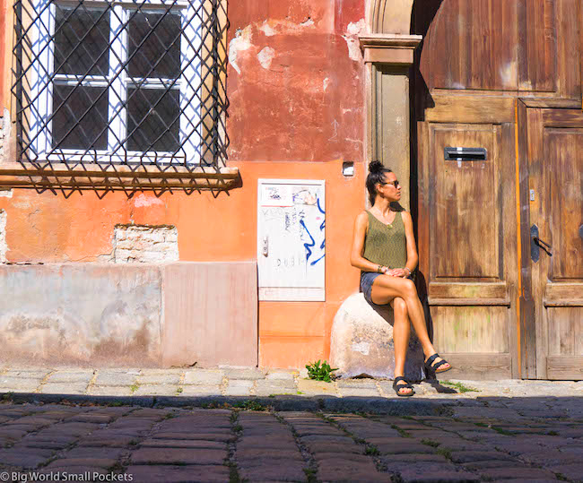 Big World Small Pockets in Bratislava, Slovakia