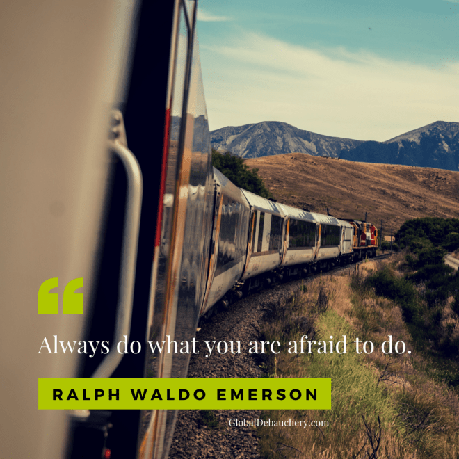 Ralph Waldo Emerson travel quote