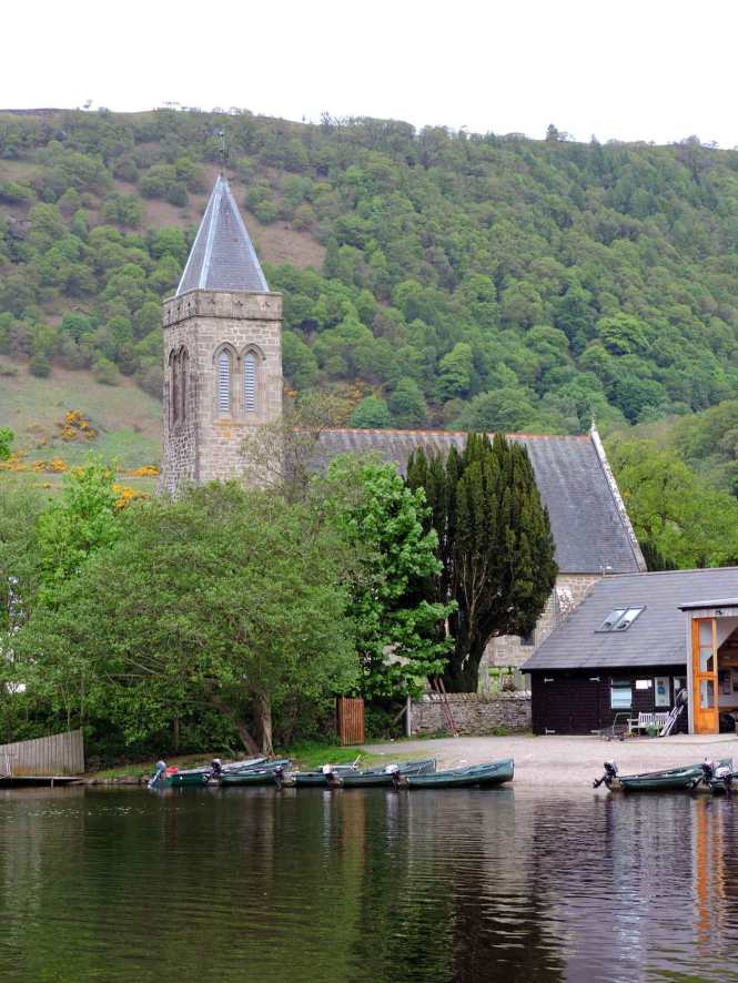 lake menteith in scotland