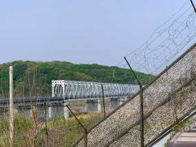 Border of North and South Korea