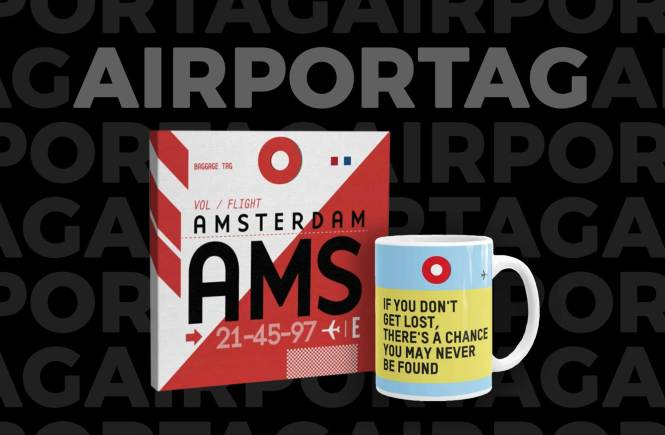 Airportag promo code hero