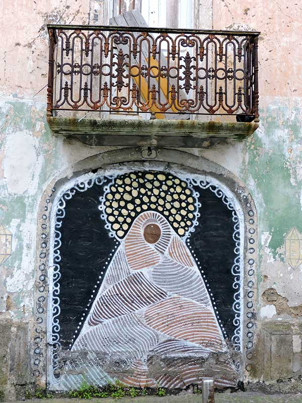Even more street art in Sao Miguel