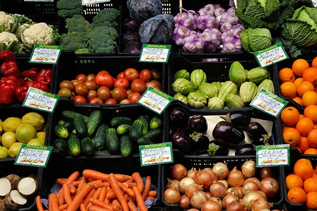 Mercado da Graca fruit