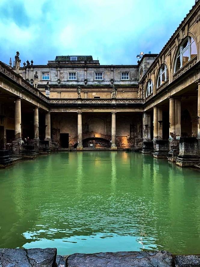 Bath, England on our UK road trip