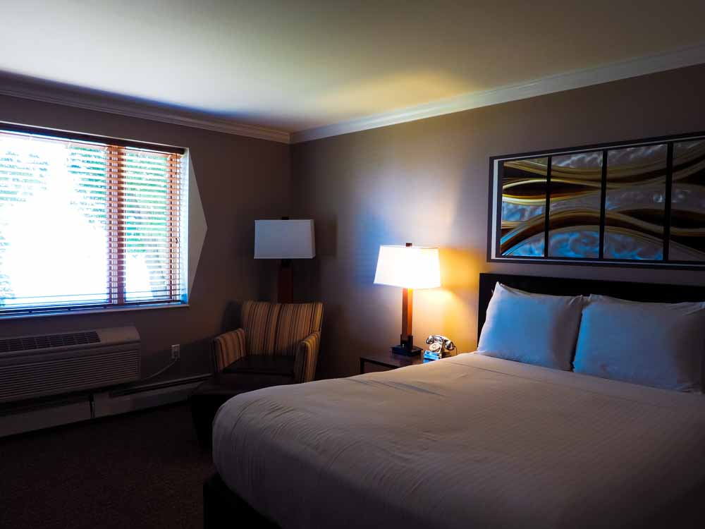 Bayfield Inn room