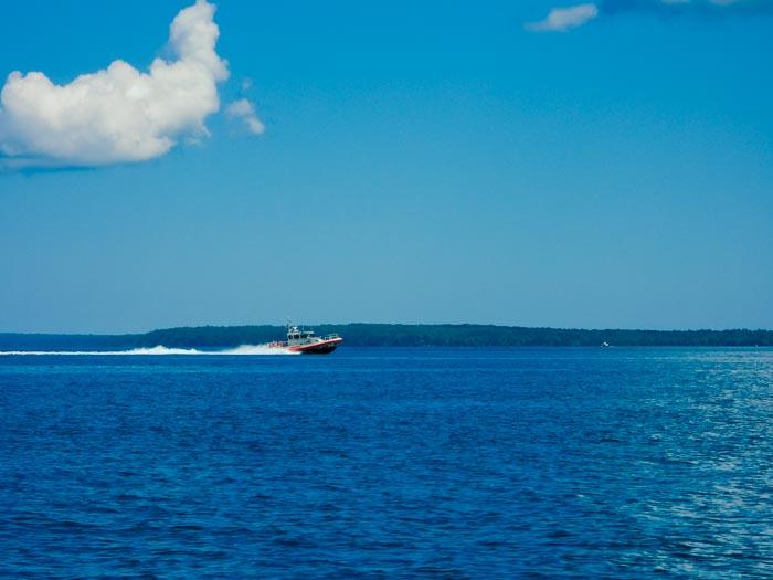 Coast Guard in the Apostle Islands