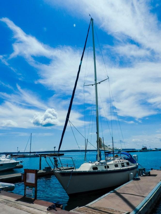 Sarah's Joy of Animaashi Sailing