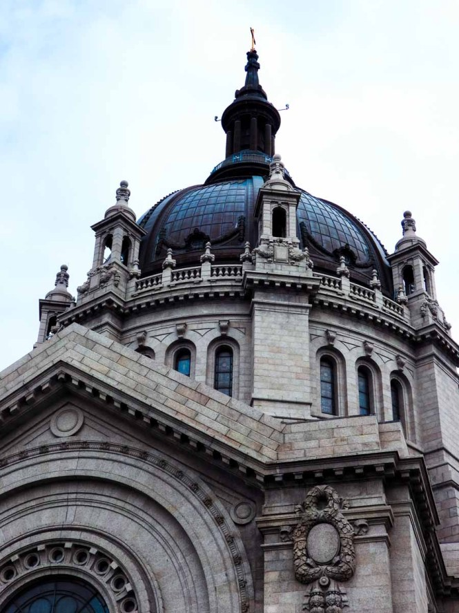 St. Paul Cathedral in Twin Cities
