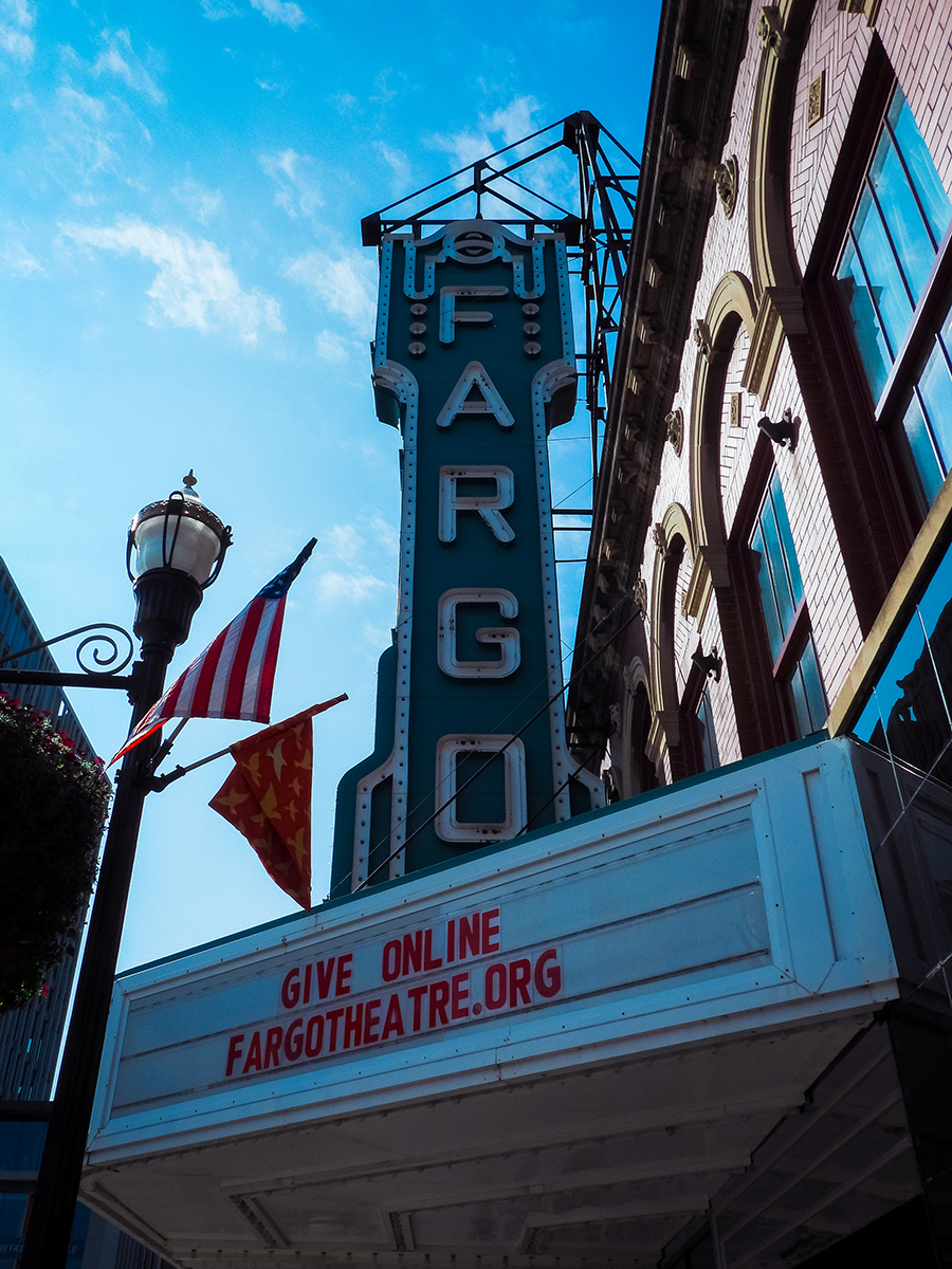 Fargo Theatre in North Dakota