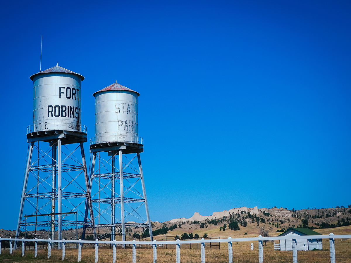 Fort Robinson, Nebraska