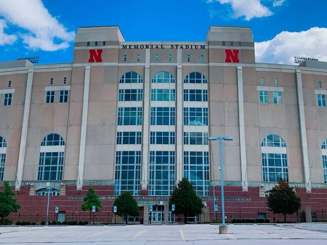 University of Nebraska stadium