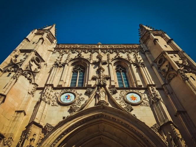 Basilique Saint Pierre in Avignon, France