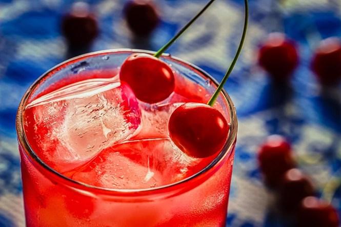 Naughty Shirley Cocktail