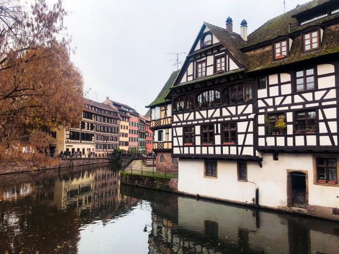 German-influenced buildings in Strasbourg