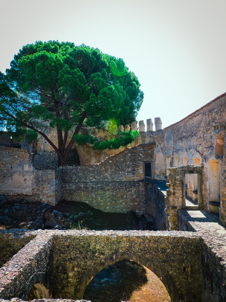 Tomar Castle, Portugal