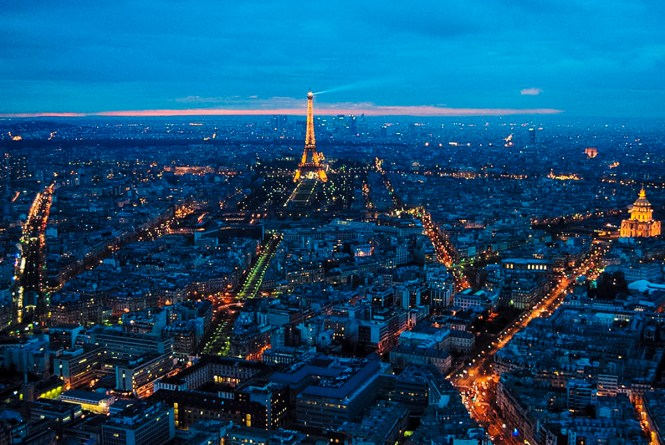 Tour Montparnasse, one of many unique things to do in Paris