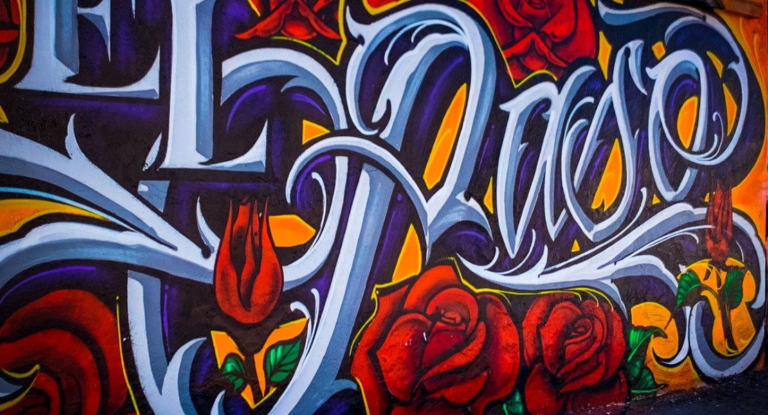 El Paso mural