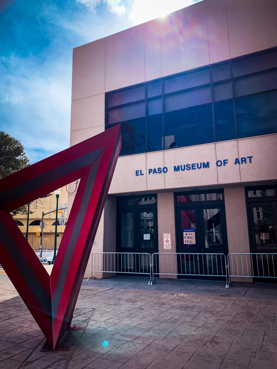 El Paso Museum of Art exterior
