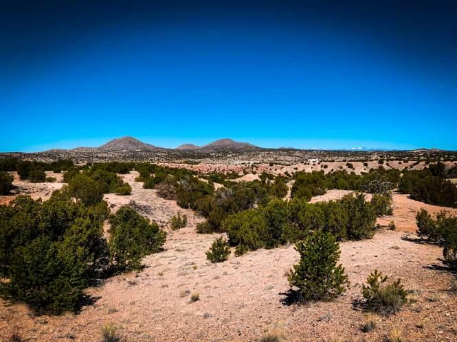 Santa Fe Turquoise Trail