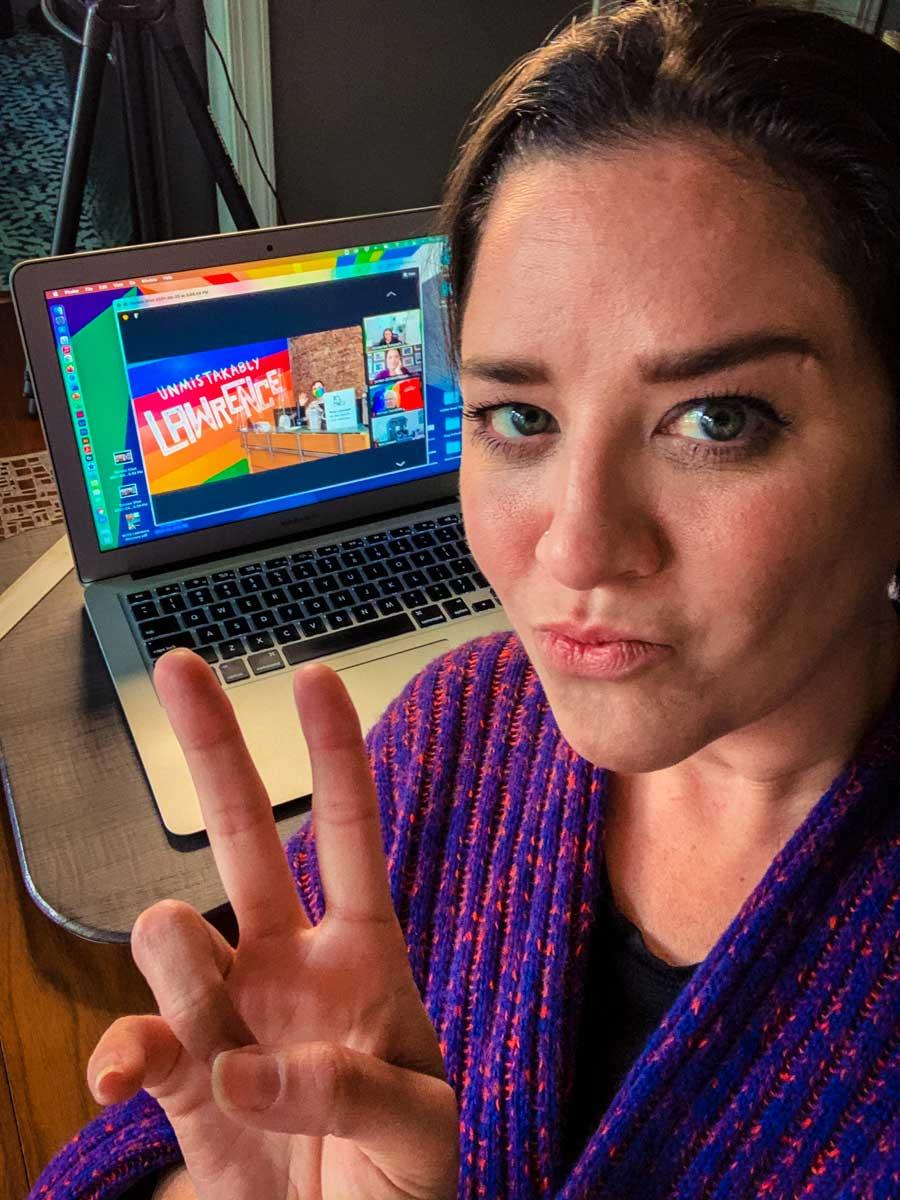 lawrence kansas virtual press trip