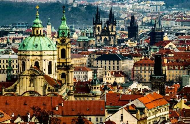 Prague, The City of Spires