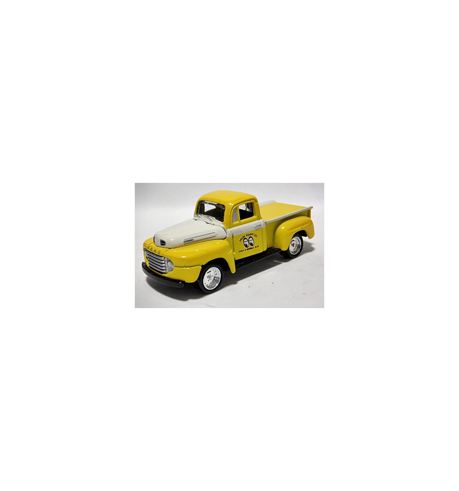 hight resolution of johnny lightning mooneyes 1950 ford f1 pickup truck