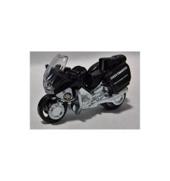 matchbox bmw r1200 rt p texas highway patrol state trooper police motorcycle [ 1600 x 1710 Pixel ]
