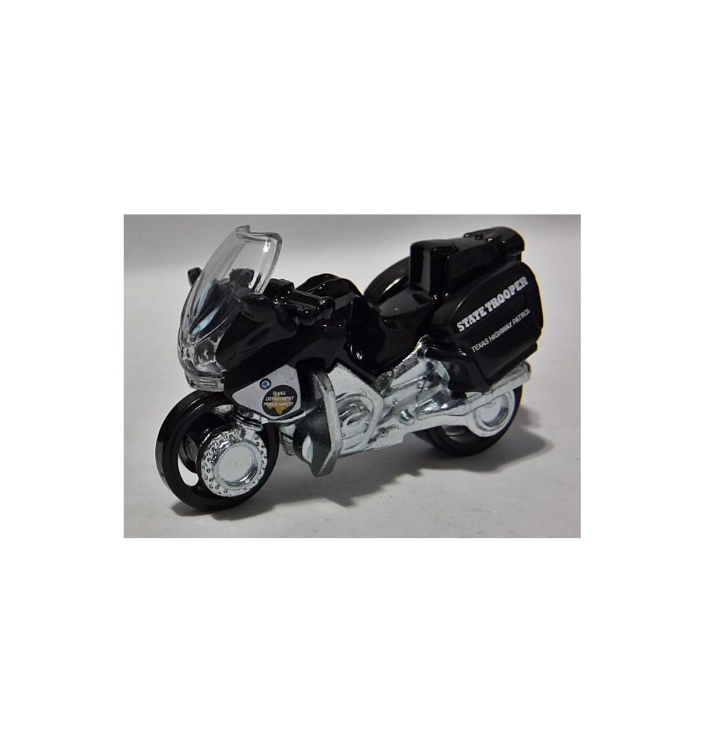 medium resolution of matchbox bmw r1200 rt p texas highway patrol state trooper police motorcycle
