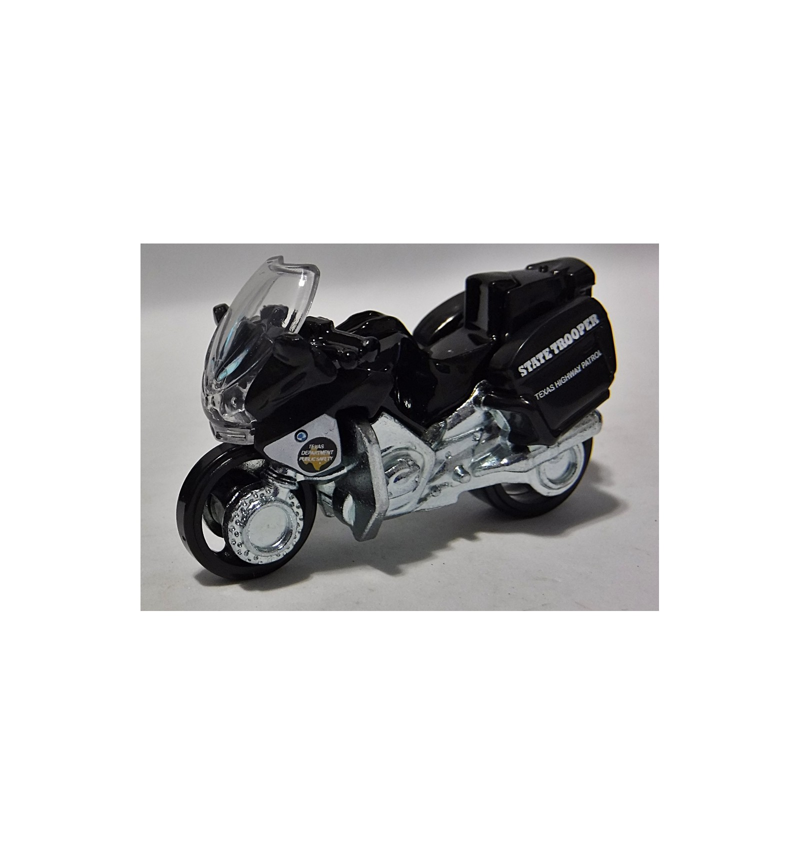 hight resolution of matchbox bmw r1200 rt p texas highway patrol state trooper police motorcycle