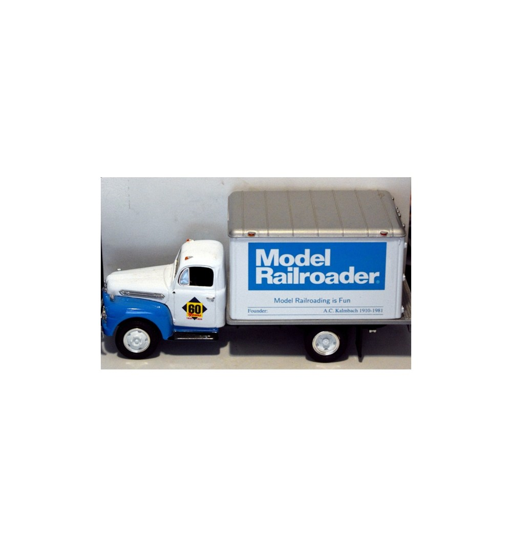medium resolution of first gear model railroader 1951 ford dry goods box truck