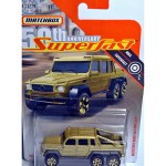 Matchbox 50th Anniversary Superfast Gold Chase Vehicles Mercedes Benz G63 Amg 6x6 Truck Global Diecast Direct