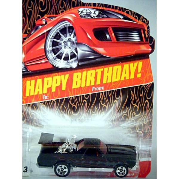Hot Wheels Happy Birthday Series Chevrolet El Camino