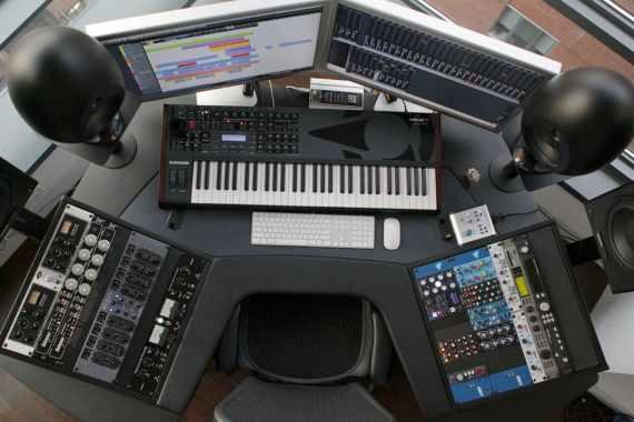 professional recording studio tools
